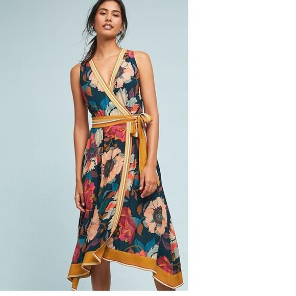 74c21cb2911cd Anthropologie Dresses | Botanica Dress New | Poshmark